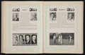 Football Collectibles:Publications, 1927 Rice University Yearbook, Featuring John W. Heisman....