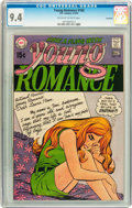 Bronze Age (1970-1979):Romance, Young Romance #165 Savannah pedigree (DC, 1970) CGC NM 9.4Off-white to white pages....