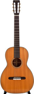 Musical Instruments:Acoustic Guitars, 1962 Martin 00-18C Natural Acoustic Guitar, #185479....