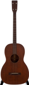Musical Instruments:Acoustic Guitars, 1928 Martin 5-15T Natural Acoustic Tenor Guitar, #36546....