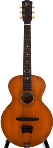 Musical Instruments:Acoustic Guitars, 1914 Gibson L-1 Natural Archtop Acoustic Guitar, #20046....