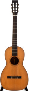 Musical Instruments:Acoustic Guitars, Mid-1800s Martin 2½-21 Natural Classical Guitar, #N/A....