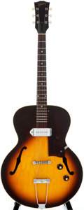 Musical Instruments:Acoustic Guitars, 1968 Gibson ES-125 Sunburst Archtop Electric Guitar, #508583....