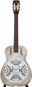 Musical Instruments:Acoustic Guitars, 1970s Dobro Resonator Guitar, #0934....