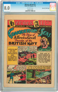 Golden Age (1938-1955):Religious, Heroes All Catholic Action Illustrated CGC Group - Mile Highpedigree (Heroes All Co., 1945-46).... (Total: 2 Comic Books)