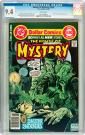 Bronze Age (1970-1979):Horror, House of Mystery #258 (DC, 1978) CGC NM 9.4 White pages....