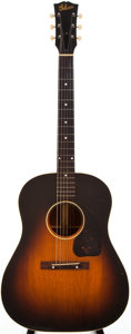 Musical Instruments:Acoustic Guitars, 1946 Gibson J-45 Sunburst Acoustic Guitar, #N/A. ...