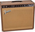 Musical Instruments:Amplifiers, PA, & Effects, 1963 Fender Pro Amp Brown Guitar Amplifier, #55513...