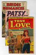 Silver Age (1956-1969):Romance, Comic Books - Assorted Golden and Silver Age Romance Comics Group(Various, 1950-71) Condition: Average GD/VG.... (Total: 35 ComicBooks)
