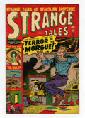 Golden Age (1938-1955):Horror, Strange Tales #4 (Atlas, 1951) Condition: VG/FN....