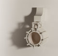 Post-War & Contemporary:Contemporary, STEVEN PRICE (American, b. 1967). Untitled. White paintedbronze (wall mounted). 9 x 5 inches (22.9 x 12.7 cm). FROM T...