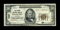 National Bank Notes:Kentucky, Covington, KY - $50 1929 Ty. 2 The Citizens NB Ch. # 4260. Type Twofifties are scarce, with only about 300 known from a...