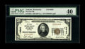 National Bank Notes:Kentucky, Jenkins, KY - $20 1929 Ty. 1 The Jenkins NB Ch. # 10062. A $20 notefrom this locale has graced our auctions only once b...