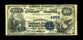 National Bank Notes:Kentucky, Louisville, KY - $10 1882 Date Back Fr. 542 The American NB Ch. #(S)4956. We sold another Fine 1882 Date Back from ...