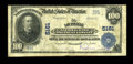 National Bank Notes:Kentucky, Louisville, KY - $100 1902 Plain Back Fr. 704 The LouisvilleNB& TC Ch. # 5161. This bank issued large notes under three...