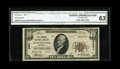National Bank Notes:Kentucky, Madisonville, KY - $10 1929 Ty. 2 The Farmers NB Ch. # 8451. From aHopkins County issuer with a small population of 192...