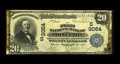 National Bank Notes:Kentucky, Princeton, KY - $20 1902 Plain Back Fr. 650 The First NB Ch. #(S)3064. Several different signature combinations are fou...