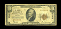 National Bank Notes:Kentucky, Russellville, KY - $10 1929 Ty. 1 The Citizens NB Ch. # 6546. Thiswill make only the fourth recorded small note on this...