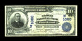 National Bank Notes:Maine, Portland, ME - $10 1902 Date Back Fr. 616 The Casco NB Ch. #(N)1060. Although roughly a dozen large size are known from...