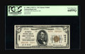 National Bank Notes:Maryland, Brunswick, MD - $5 1929 Ty. 2 The Peoples NB Ch. # 14044. A thirdcertified example from here, this PCGS Very Choice N...
