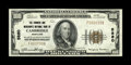 National Bank Notes:Maryland, Cambridge, MD - $100 1929 Ty. 1 The Farmers & Merchants NB Ch.# 5880. Only sixty four sheets of the Type One hundreds w...
