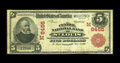 National Bank Notes:Missouri, Saint Louis, MO - $5 1902 Red Seal Fr. 589 The Central NB Ch. #(M)8455. This bank was around for less than 15 years lea...