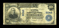 National Bank Notes:Oklahoma, Sulphur, OK - $10 1902 Plain Back Fr. 626 Park NB Ch. # 9046. We sold a large note from here in our inaugural sale in No...