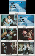 """Movie Posters:James Bond, From Russia with Love (MGM/UA, R-1984). Lobby Cards (7) (11"""" X 14""""). James Bond.. ... (Total: 7 Items)"""
