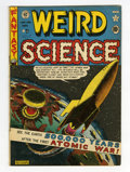 Golden Age (1938-1955):Science Fiction, Weird Science #5 (EC, 1951) Condition: VG/FN....