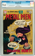 Silver Age (1956-1969):Superhero, Metal Men #40 Twin Cities pedigree (DC, 1969) CGC NM+ 9.6 White pages....