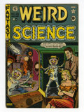 Golden Age (1938-1955):Science Fiction, Weird Science #15 (#4) (EC, 1950) Condition: VG/FN....