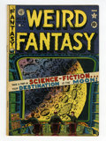 Golden Age (1938-1955):Science Fiction, Weird Fantasy #15 (#3) (EC, 1950) Condition: VG+....
