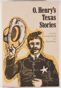 Books:First Editions, Marian McClintock and Michael Simms. O. Henry's TexasStories. Dallas: Still Point Press, [1986]. First edition....