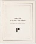 Books:Signed Editions, Roman A. Clef. SIGNED/LIMITED. Roman A. Clef On the Works of Henry Guerriero. [Los Angeles: Foundry, 1978]. First ed...