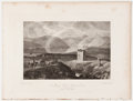 Antiques:Posters & Prints, Lot of 9 Antique Plates of Scottish Lochs and Castles. From TheLakes of Scotland by John Fleming, Glasgow: Joseph Swan,...