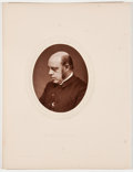 Antiques:Posters & Prints, Lot of 6 Antique Photographic Portraits of English Men of Mark. From Men of Mark: A Gallery of Contemporary Portraits of M...