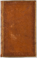 Books:Fine Bindings & Library Sets, [Henry Fielding]. Select Works of Henry Fielding, Esq. Edinburgh: Peter Hill, et al., 1812. Second edition. Five oct... (Total: 5 Items)