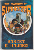 Books:First Editions, Robert E. Howard. Swords of Shahrazar. [West Linn]: Fax,[1976]. First edition, first printing. Octavo. 133 page...