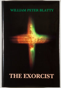 William Peter Blatty. SIGNED/LIMITED. The Exorcist. [Springfield]: Gauntlet, 1997. 2