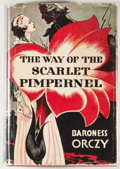 Books:First Editions, Baroness Orczy. The Way of The Scarlet Pimpernel. New York:Putnam, 1934. First American edition, first printing. Oc...