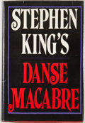 Books:Horror & Supernatural, Stephen King. INSCRIBED. Danse Macabre. New York: EverestHouse, 1981. First edition, first printing. Inscribed ...