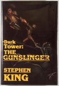 Books:Signed Editions, Stephen King. INSCRIBED. The Dark Tower: The Gunslinger.[West Kingston]: Donald M. Grant, [1982]. Second edition. ...