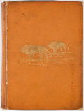 Books:Sporting Books, Frederick Courteney Selous. Travel and Adventure in South-EastAfrica. London: Rowland Ward, 1893. First edition. Oc...