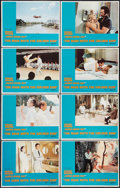 """Movie Posters:James Bond, The Man with the Golden Gun (United Artists, 1974). Lobby Card Set of 8 (11"""" X 14""""). James Bond.. ... (Total: 8 Items)"""