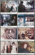 """Movie Posters:Drama, The French Lieutenant's Woman (United Artists, 1981). Mini Lobby Card Set of 8 (8"""" X 10"""") & Photos (10) (8"""" X 10""""). Drama.. ... (Total: 18 Items)"""