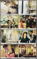 """Movie Posters:Action, Earthquake (Universal, 1974). Mini Lobby Card Set of 8 (8"""" X 10"""") and Photos (8) (8"""" X 10""""). Action.. ... (Total: 16 Items)"""