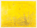 Prints:Contemporary, FROM THE ESTATE OF DR. EDMUND P. PILLSBURY. DOLF RIESER (SouthAfrican, 1898-1983). Yellow Birds. Aquatint with emboss...