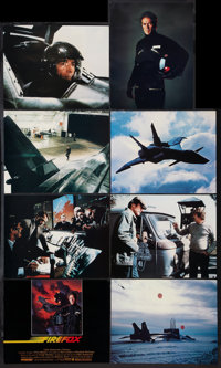 "Firefox (Warner Brothers, 1982). Lobby Card Set of 8 (11"" X 14""). Action. ... (Total: 8 Items)"