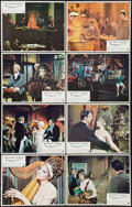 """Movie Posters:Comedy, On a Clear Day You Can See Forever (Paramount, 1970). Lobby Card Set of 8 (11"""" X 14""""). Comedy.. ... (Total: 8 Items)"""