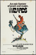 """Movie Posters:Animated, Wizards (20th Century Fox, 1977). One Sheet (27"""" X 41"""") Style A. Animated.. ..."""